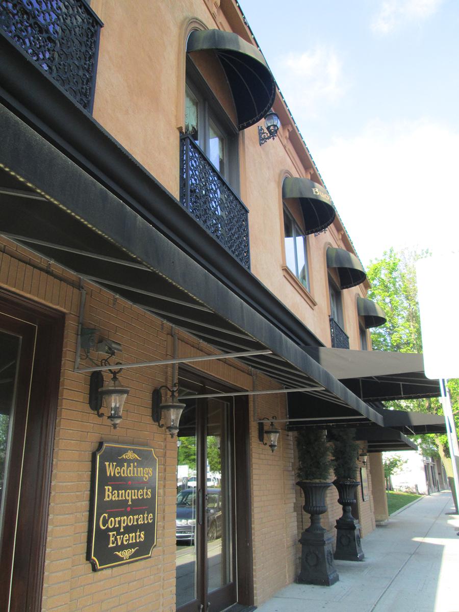 restaurant, commercial